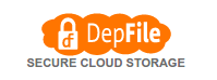 Depfile logo screenshot